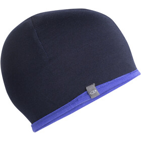 Icebreaker Pocket Hat, mystic/midnight navy